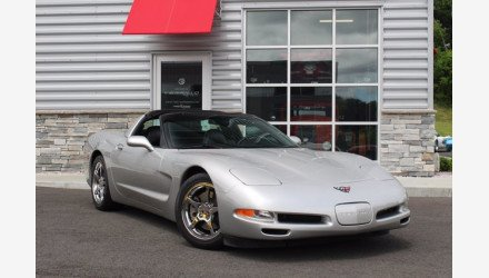 2004 Chevrolet Corvette for sale 101492805