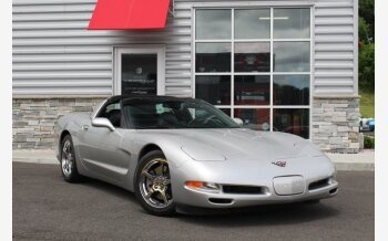2004 Chevrolet Corvette for sale 101492805
