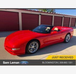 2004 Chevrolet Corvette for sale 101502911