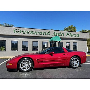 2004 Chevrolet Corvette Coupe for sale 101611338