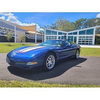 2004 Chevrolet Corvette for sale 101620689
