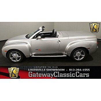 2004 Chevrolet SSR for sale 100965494