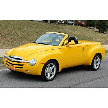 2004 Chevrolet SSR for sale 100969422
