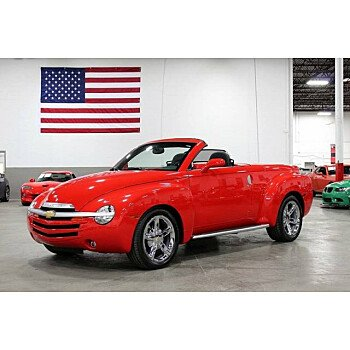 2004 Chevrolet SSR for sale 101083203