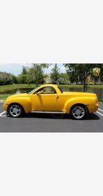 2004 Chevrolet SSR for sale 101007084