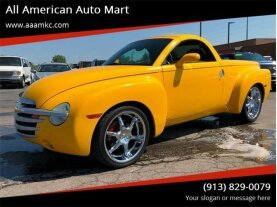 2004 Chevrolet SSR for sale 101034089