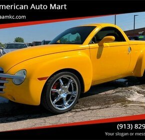 2004 Chevrolet SSR for sale 101034089