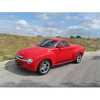 2004 Chevrolet SSR for sale 101094200
