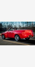 2004 Chevrolet SSR for sale 101100258