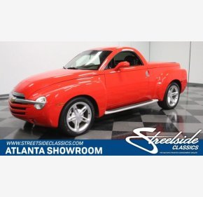 2004 Chevrolet SSR for sale 101101398