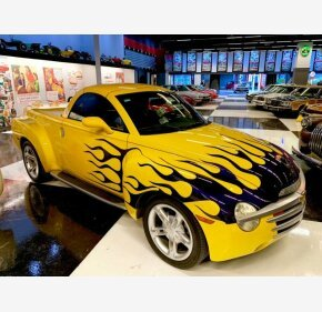 2004 Chevrolet SSR for sale 101107264