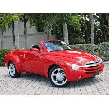 2004 Chevrolet SSR for sale 101178673