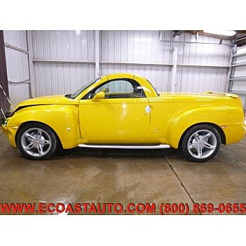 2004 Chevrolet SSR for sale 101277600