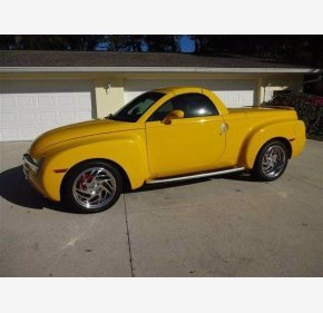 2004 Chevrolet SSR for sale 101356220