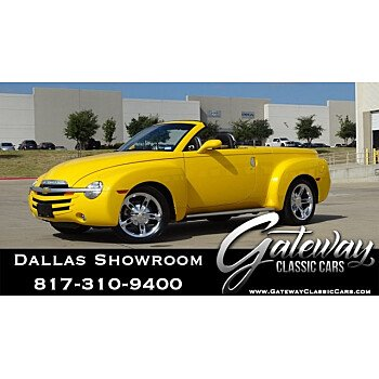 2004 Chevrolet SSR for sale 101394949