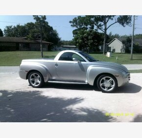 2004 Chevrolet SSR for sale 101417650