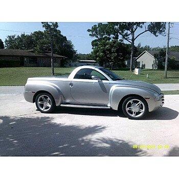 2004 Chevrolet SSR for sale 101417650