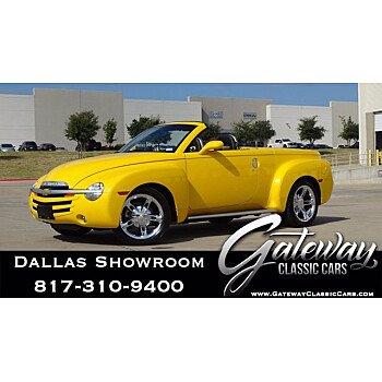 2004 Chevrolet SSR for sale 101441101