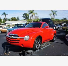 2004 Chevrolet SSR for sale 101461851