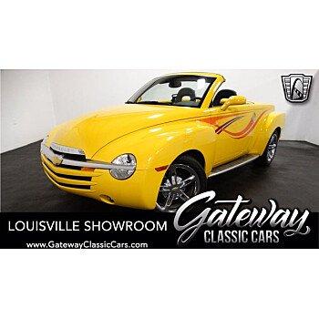 2004 Chevrolet SSR for sale 101530425