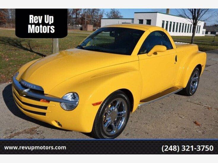 2004 Chevrolet SSR for sale 101554472