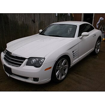 2004 Chrysler Crossfire Coupe for sale 100292432