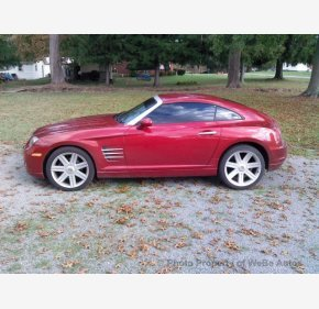 2004 Chrysler Crossfire Coupe for sale 100922958