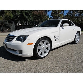 2004 Chrysler Crossfire Coupe for sale 101226316