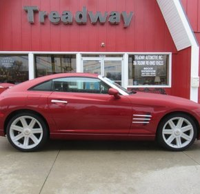 2004 Chrysler Crossfire Coupe for sale 101269057