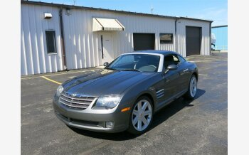 2004 Chrysler Crossfire Coupe for sale 101307730