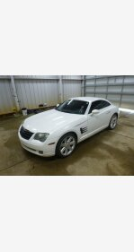 2004 Chrysler Crossfire Coupe for sale 101326375