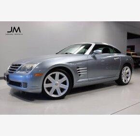 2004 Chrysler Crossfire for sale 101327714