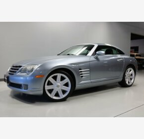 2004 Chrysler Crossfire Coupe for sale 101327714