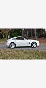 2004 Chrysler Crossfire for sale 101450201