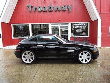 2004 Chrysler Crossfire for sale 101543028