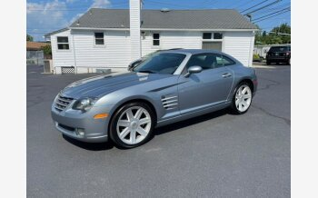 2004 Chrysler Crossfire for sale 101600181