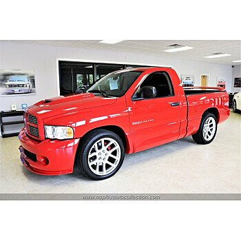 2004 Dodge Ram SRT-10 2WD Regular Cab for sale 101191876
