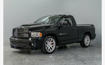 2004 Dodge Ram SRT-10 2WD Regular Cab for sale 101214596