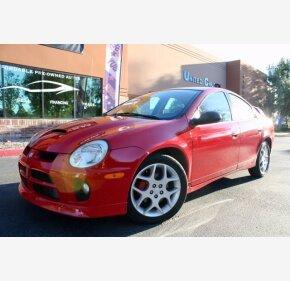 2004 Dodge SRT-4 for sale 101407110