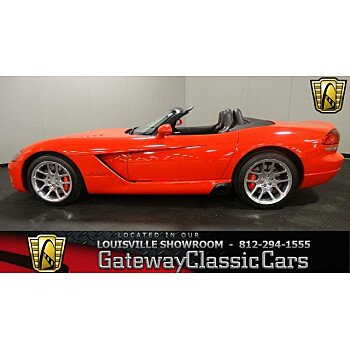 2004 Dodge Viper SRT-10 Convertible for sale 100965058
