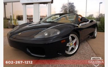 2004 Ferrari 360 Spider for sale 101056996