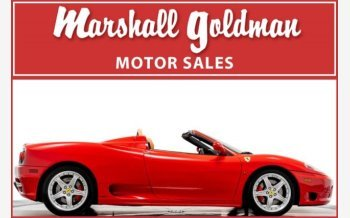 2004 Ferrari 360 Spider for sale 101112493