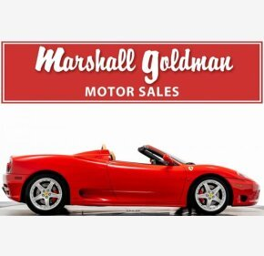 2004 Ferrari 360 Spider for sale 101112493