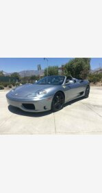 2004 Ferrari 360 Spider for sale 101173833
