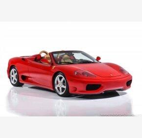 2004 Ferrari 360 Spider for sale 101178764