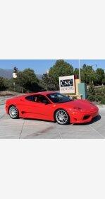 2004 Ferrari 360 Challenge Stradale for sale 101187210