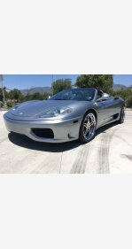 2004 Ferrari 360 for sale 101329478