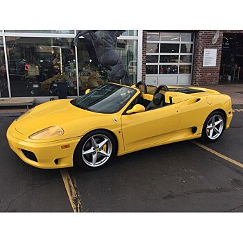 2004 Ferrari 360 Spider for sale 101366103