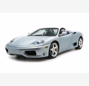 2004 Ferrari 360 Spider for sale 101375924