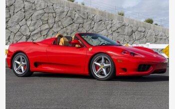 2004 Ferrari 360 Spider for sale 101459566